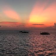Sunset views in abundance