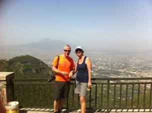 Back to Vesuvius