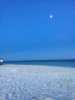 Baros private sandbank