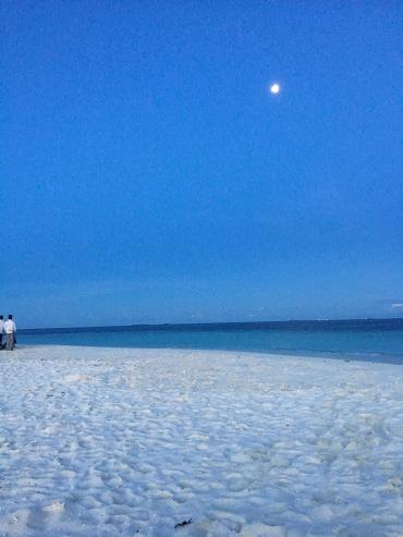 Baros private sandbank