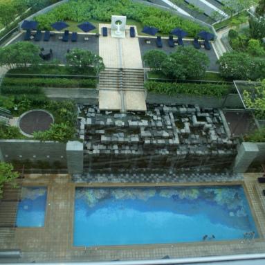 HK Novotel Citygate Pool