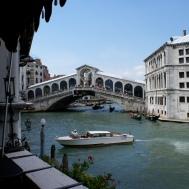Venice Breakfast terrace views