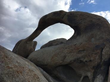 Mobius Arch, Alabama Hills