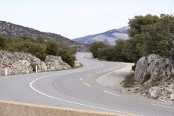 Windy roads