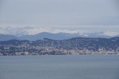 snowy pre-Alpes