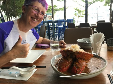 thats a crab! 1.3kg