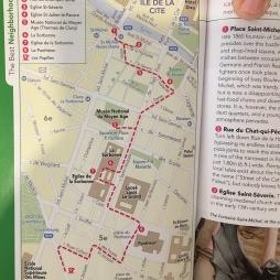 Walking tour 1