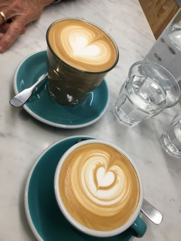 yes, you can get a good coffee in Paris