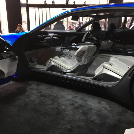 Concept Peugeot Paris