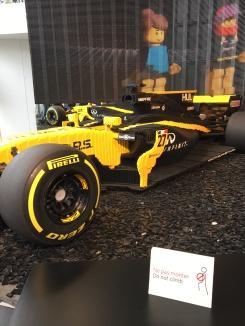 Lego Renault Paris