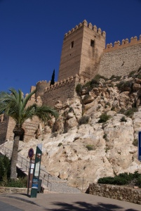 Walls of the Alcazabar