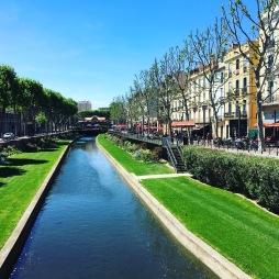 Central Perpignan