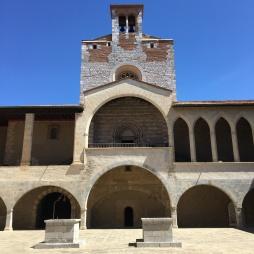 The 13th Century citadel