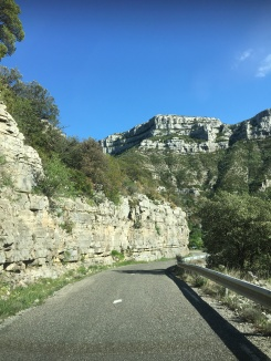 road to Navacelles