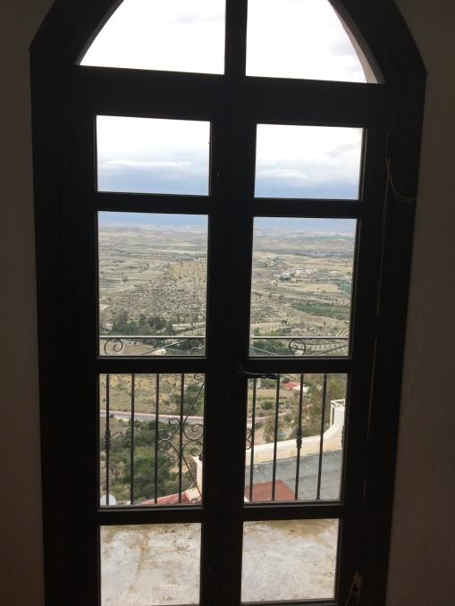 Views across the plains