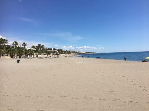 Beach weather??
