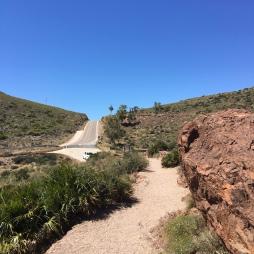 Steep roadways