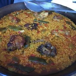 Valencian Paella