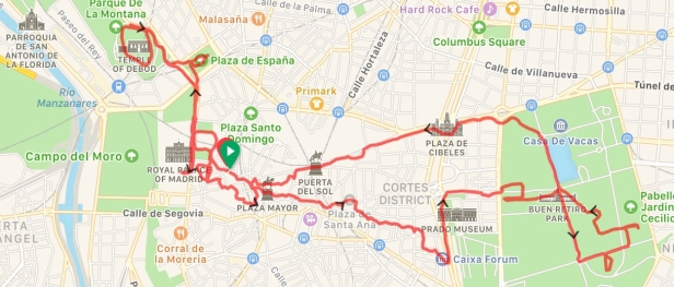 Ride with GPS