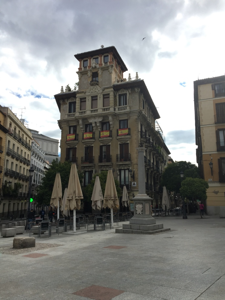 Almost French architecture