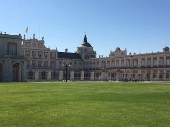 Castle at Aranjuez