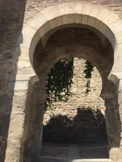 Ancient moorish gates