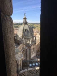 Views from the bell tower