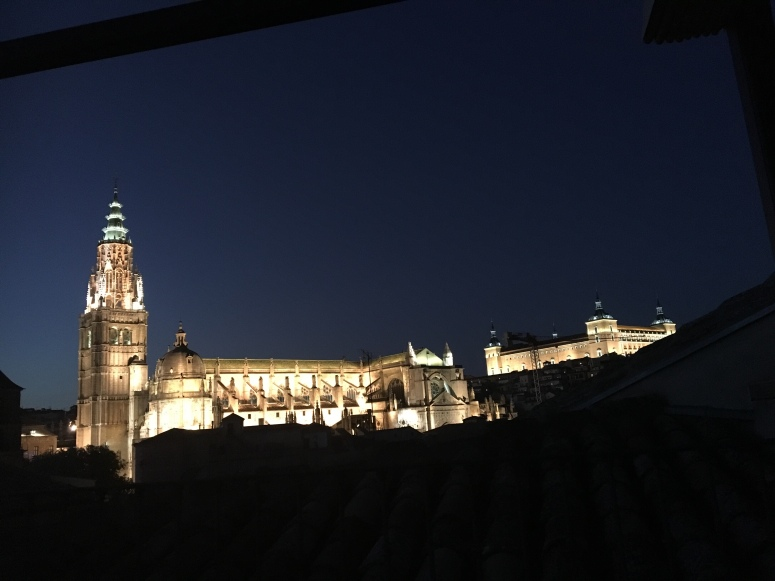 Toledo Cathedral and Alcazar