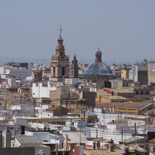 Old Valencia Town