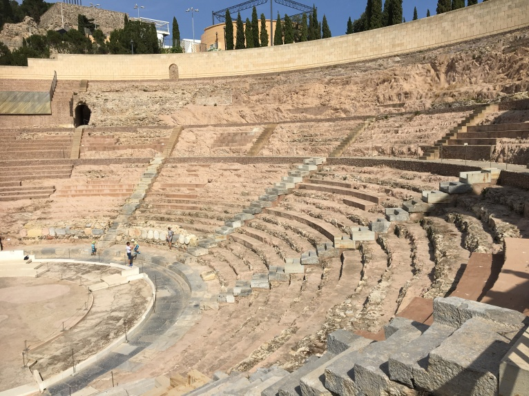 Roman Theatre Cartagena