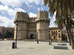 Serrano Gate Valencia