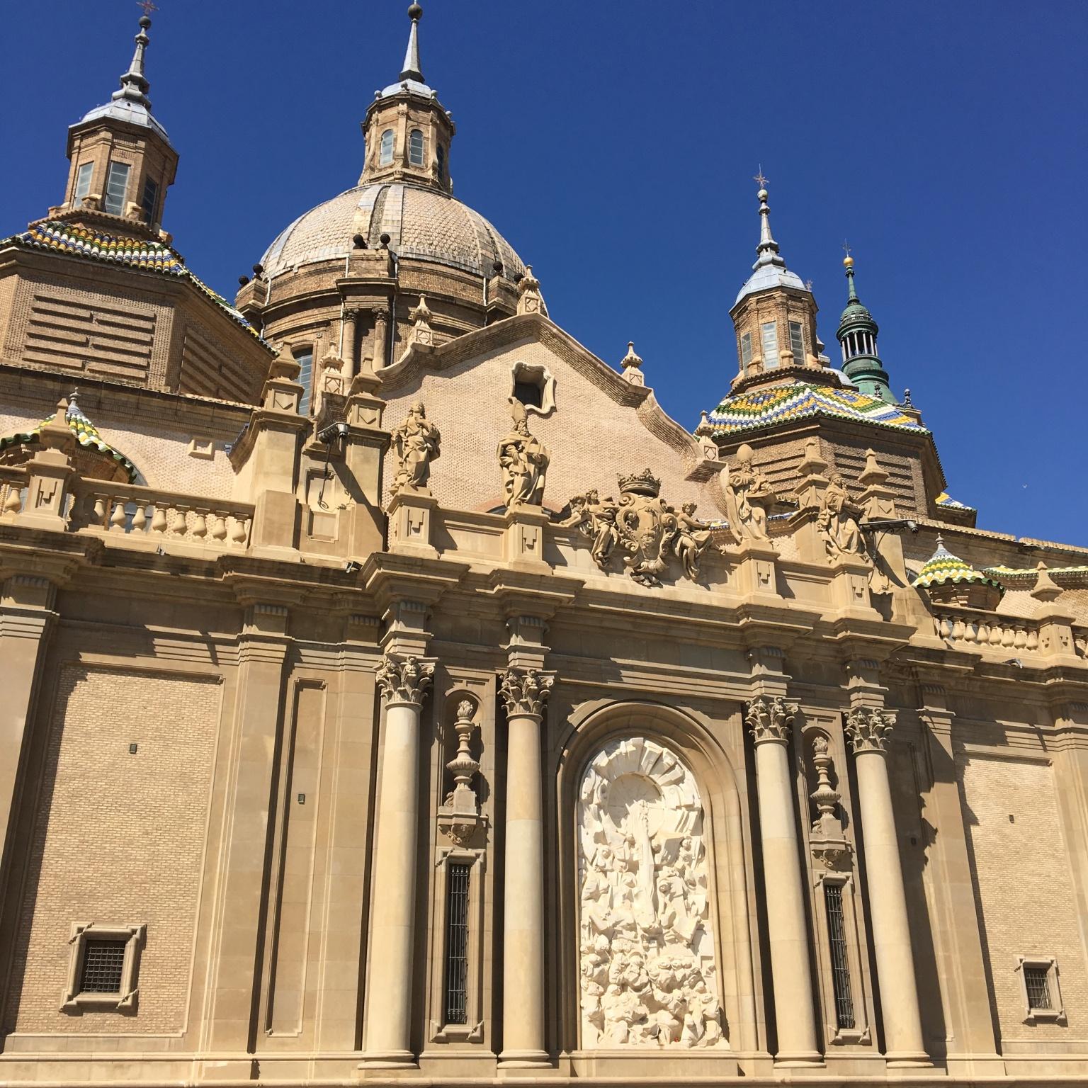 Nuestra Señora del Pilar basilica