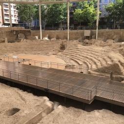 Another Roman theatre