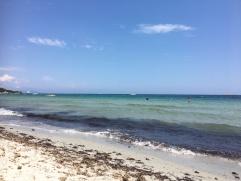 La plage de Salin, St Tropez