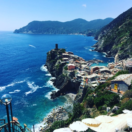 Vernazza at last