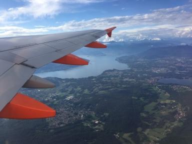 Departing - Italian Lakes