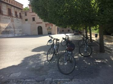 Our e-bikes
