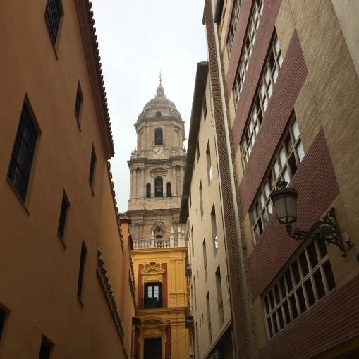 Views in Malaga