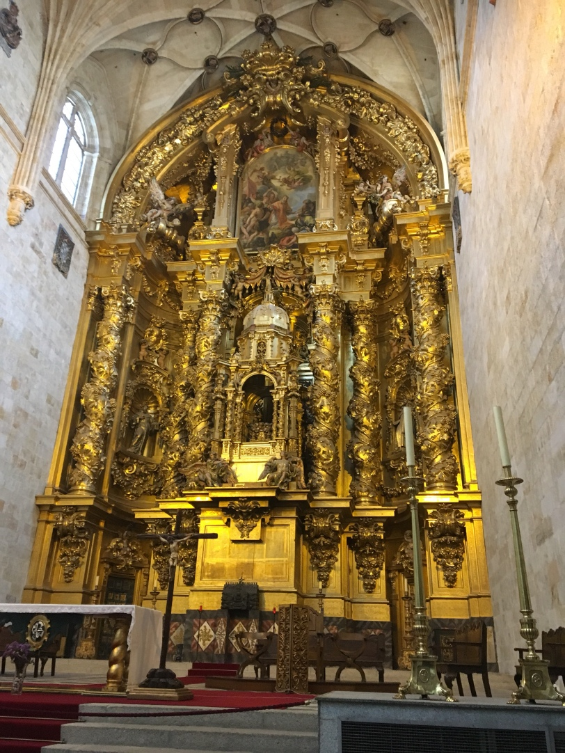 Baroque altars