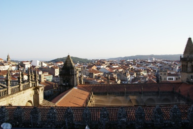 Views from the Cathedral rooftop