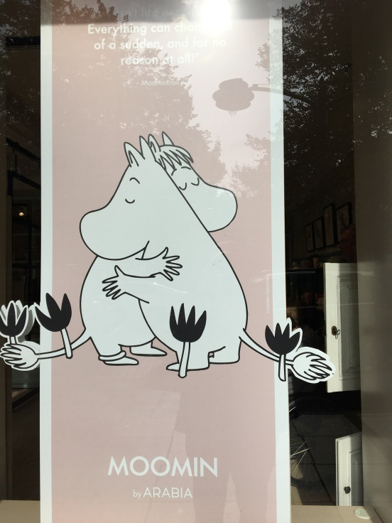 Childhood memories... Tove Jansson's Moomin mens