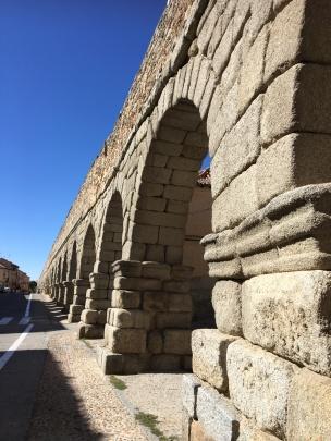 Aqueduct built 112AD
