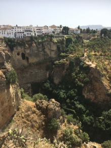 The town of Ronda