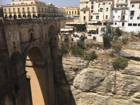 New bridge, Ronda