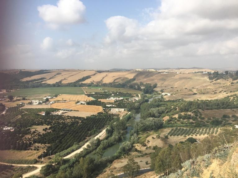 Arcos valley