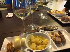 Tastings and tapas
