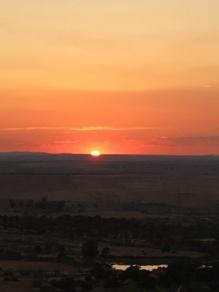 Sunset from Trujillo