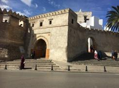 Entrance to Tetouan medina
