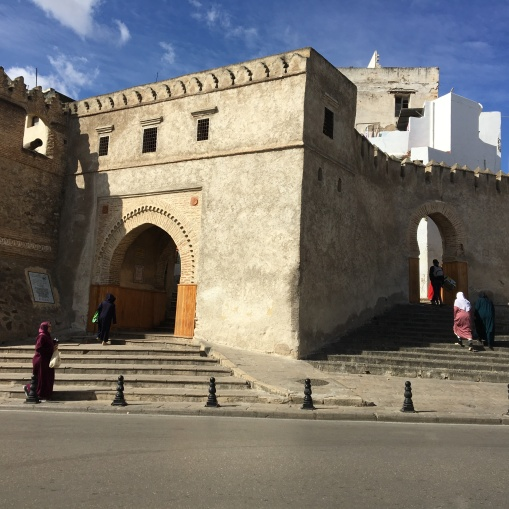 Entrance to Tetouan medina