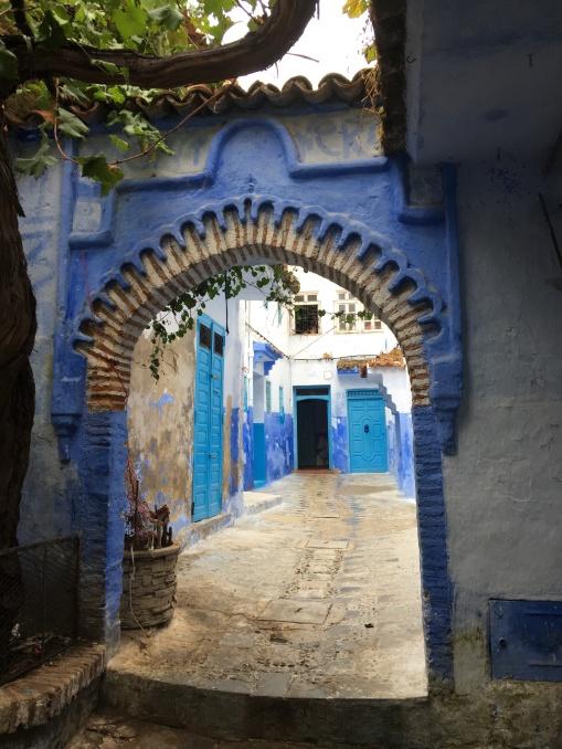 Hidden courtyards
